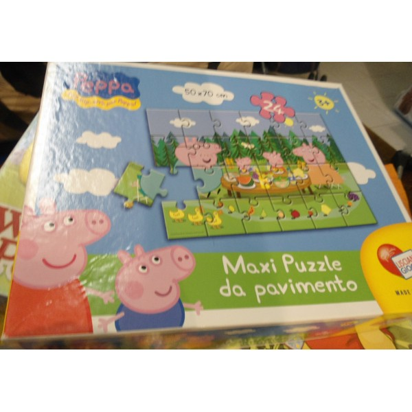 best cheap bc475 dfe97 Puzzle Peppa Pig